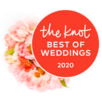 2020 The Knot Best Of Weddings Hall of Fame
